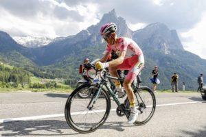 Giro dÕItalia 2016 - 99a Edizione - 15a tappa Castelrotto - Alpe di Siusi 10.8 km - 22/05/2016 - Steven Kruijswijk (LottoNL - Jumbo) - foto Luca Bettini/BettiniPhoto©2016