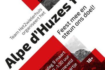 Update Alpe d'HuZes